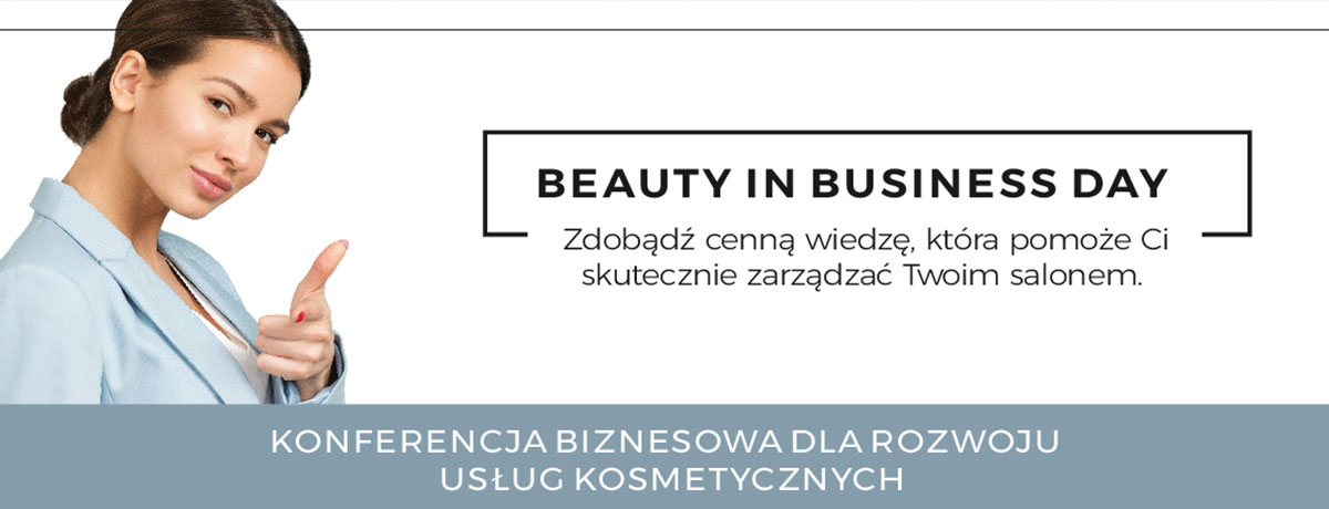 Beauty In Business Day